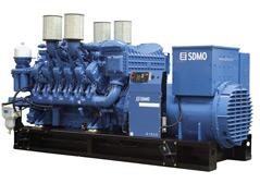 Дизельный генераторы SDMO